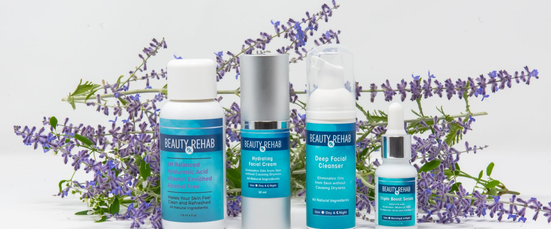 Beauty Rehab Products
